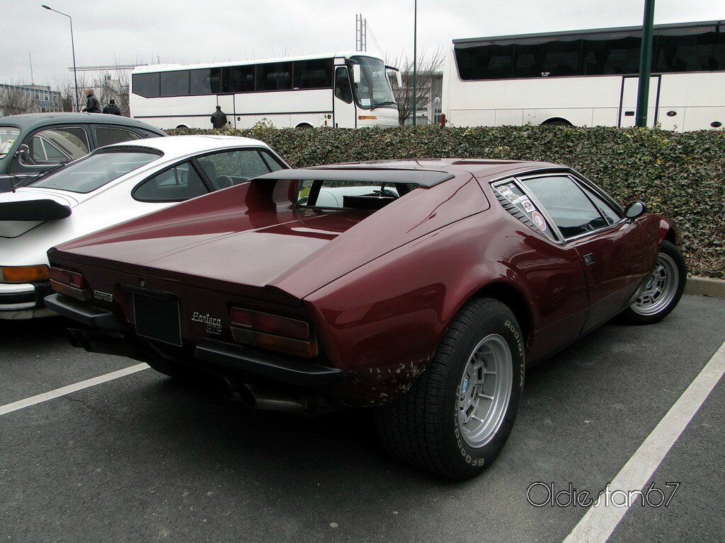 de tomaso pantera gts 1973 1980 oldiesfan67 mon blog. Black Bedroom Furniture Sets. Home Design Ideas