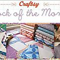 BOM CRAFTSY -LES BLOCS D'AVRIL 