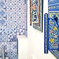 Relooking wc : inspiration lisboa