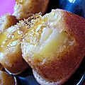 muffin tarte tatin