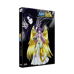 coffret saint seiya elysion france