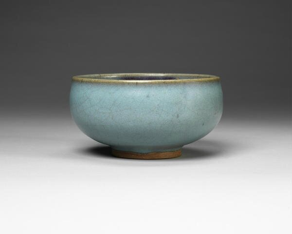 A Junyao bowl, Song Dynasty