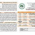 Femme accroupie / conférences (modifications) / voyage en ombrie