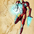Iron Man by Nido