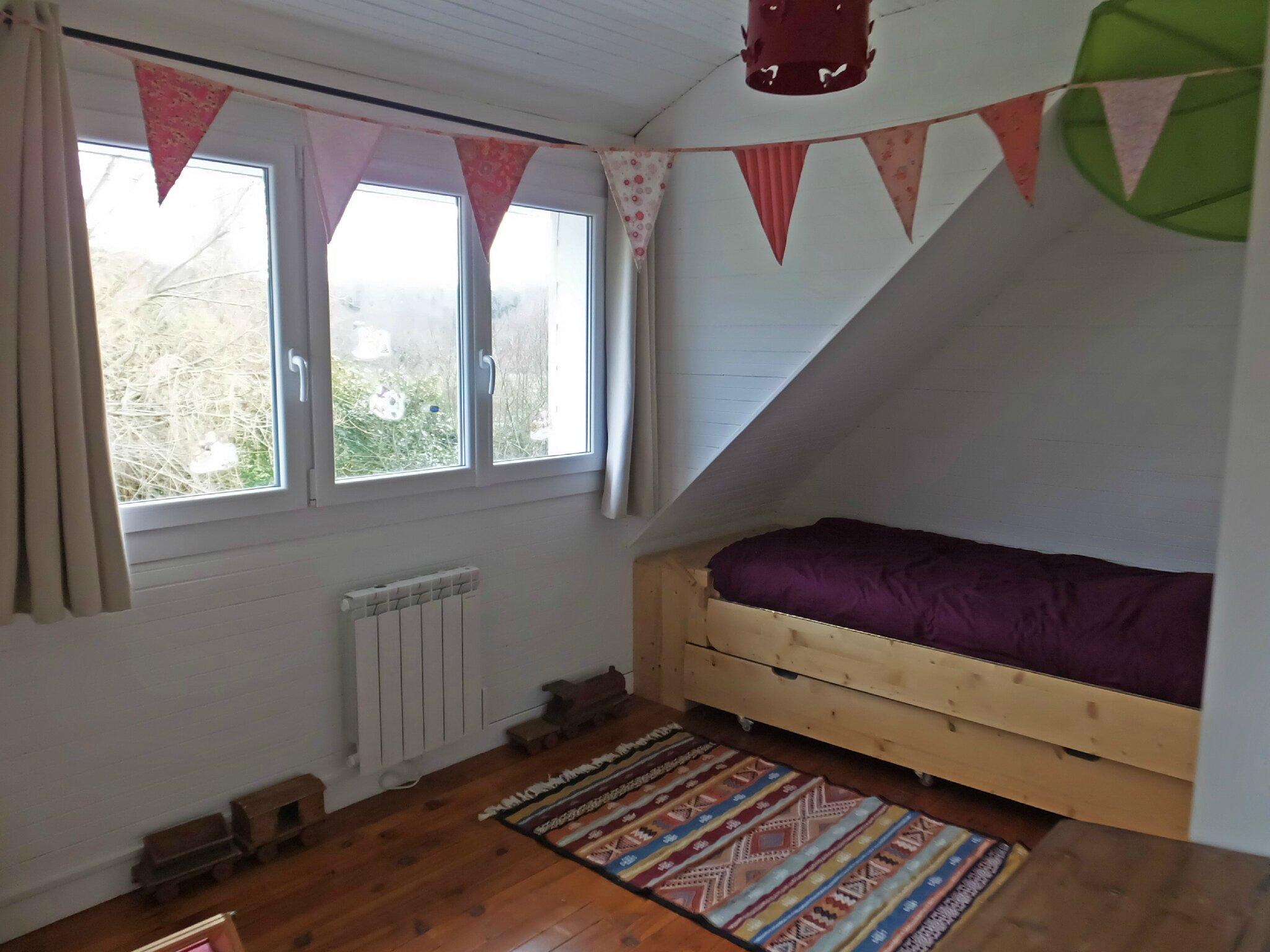 Chambre n 3 petite chambre une maison louer en bretagne - Maison a louer en bretagne ...