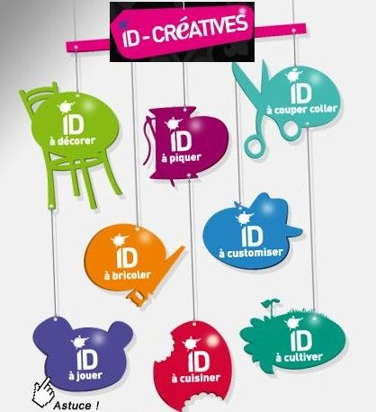 Salon id cr atives chez la froguette - Www id creatives com ...