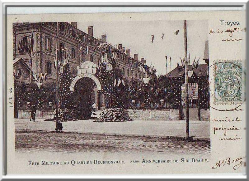 Fête des Chasseurs à Troyes