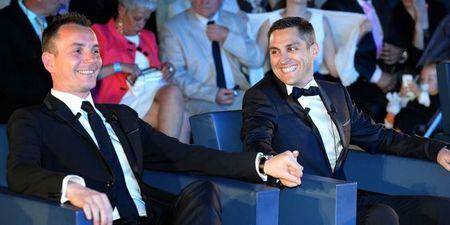 Vincent et Bruno mariage gay