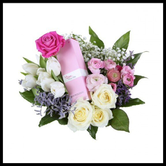 Bouquet by mauboussin saint valentin monceau fleurs le blog de moon - Monceau fleurs porte maillot ...