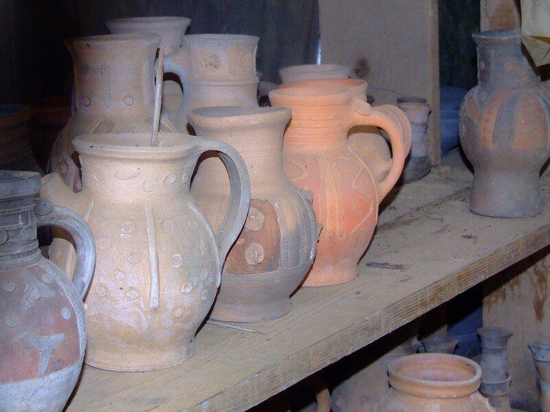 Souvent poteries - Photo de le moyen-age. - le blog de didisibo TY43