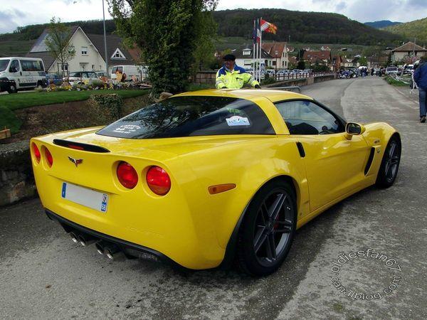 chevrolet corvette c6 2005 2013 4