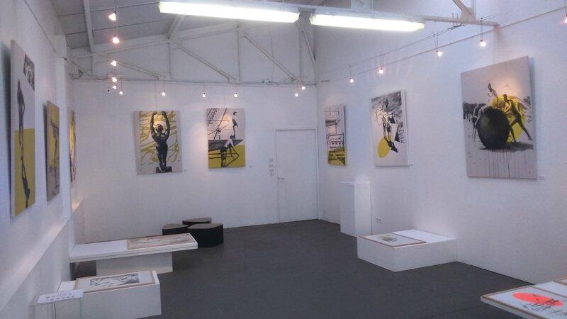 Galerie le Hangar - mars 2017