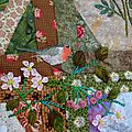 flowers-flowers oiseau