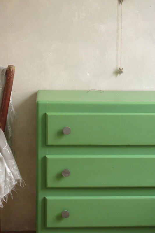 Commode vintage 1