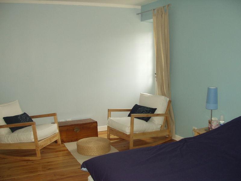 Chambre Bleue (Aviron Bayonnais!)