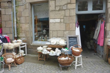Boutique brocante Paimpol 2