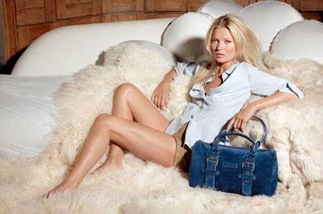 Kate Moss - Longchamp