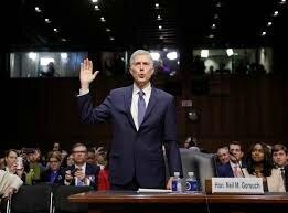 Nei Gorsuch Senate hearing