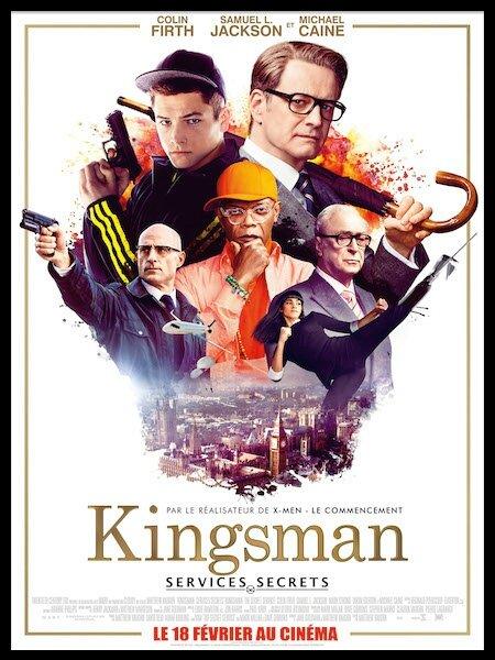 kingsman affiche