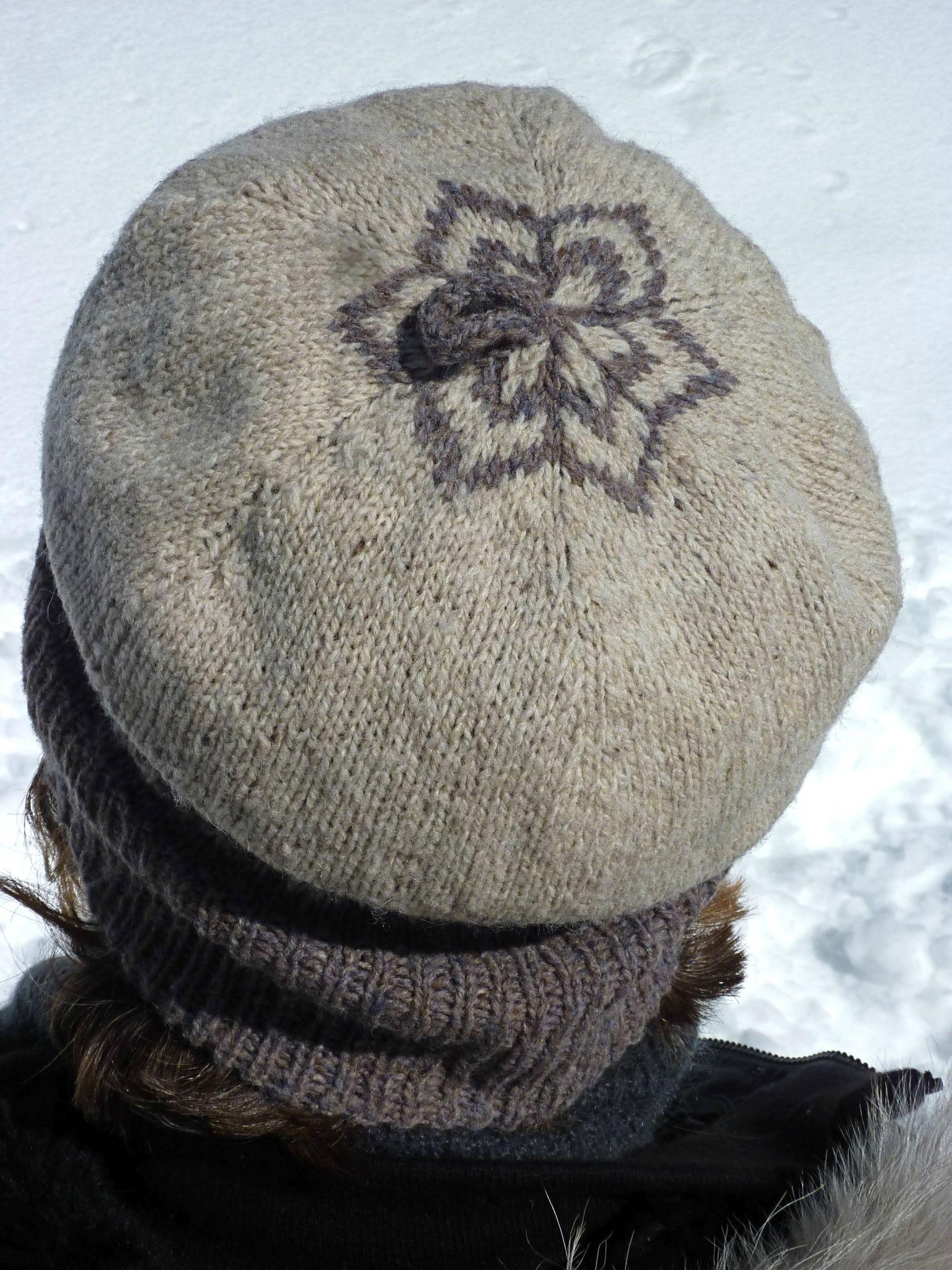 Altair Cap/Broklyn Tweed