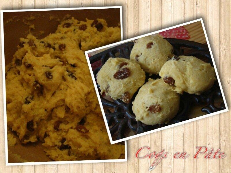 Petits biscuits au maïs