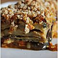 Aubergines Parmigiana de Jamie Oliver