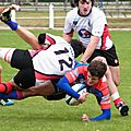 Saison 2011-2012, matches contre Saintes, 9 octobre