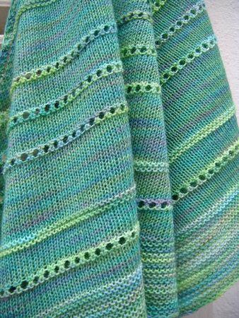 green shawl 035