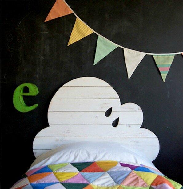 Pas pas pour fabriquer un lit pour enfant le blog de b a - Tete de lit en forme de coeur ...