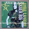 CD promotionnel Sk8er Boi-version espagnole (2002)