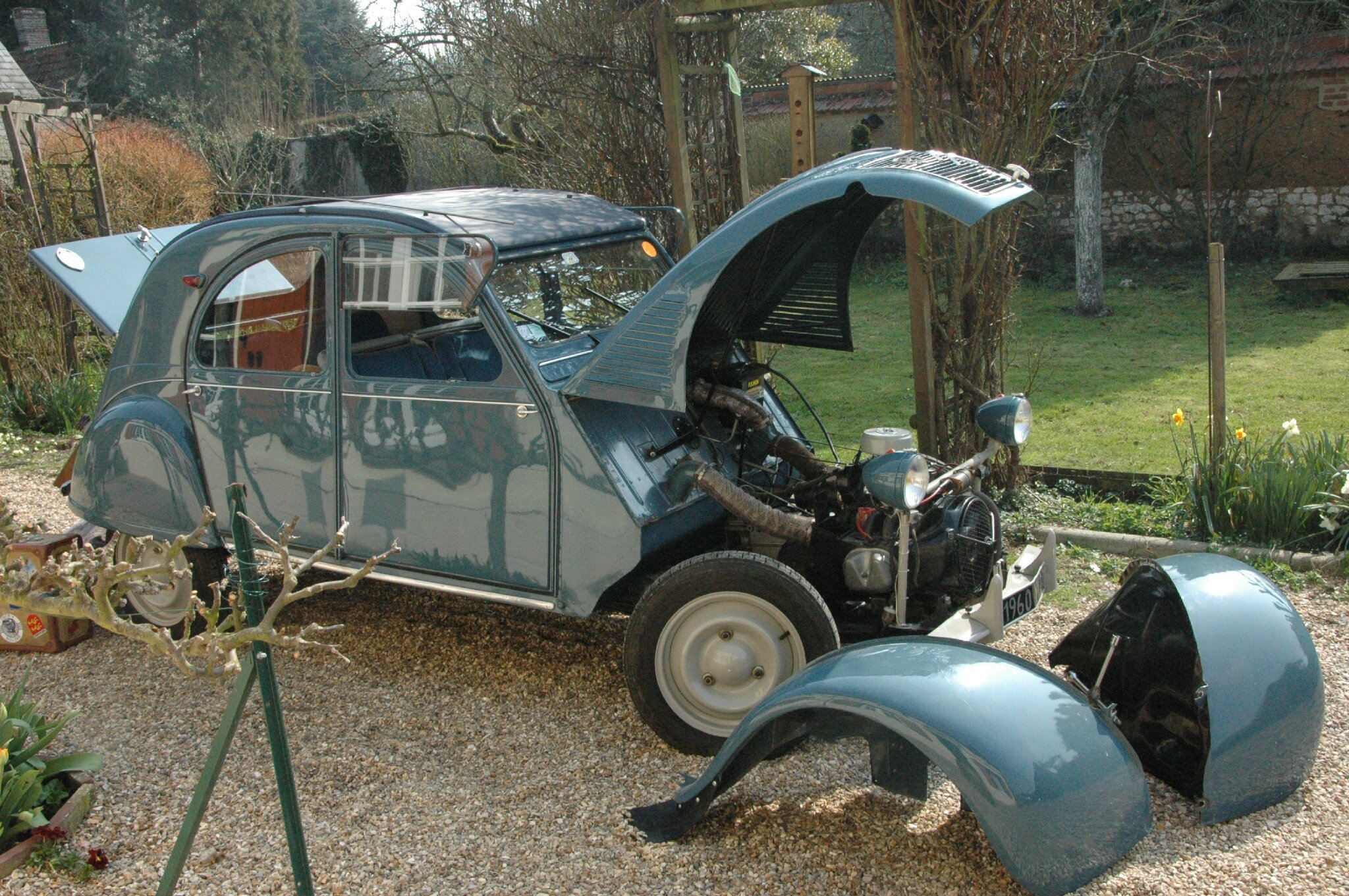 20eme rencontre nationale des 2cv club de france