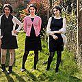 Fashion revolution week day 5 - on sort la petite robe noire * the little black dress