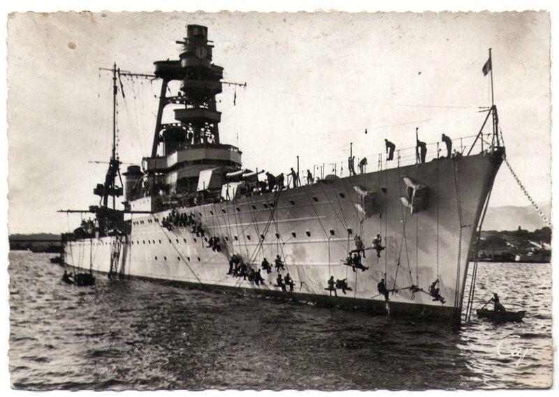 Croiseur - Toulon