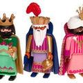 Les rois mages ....playmobil