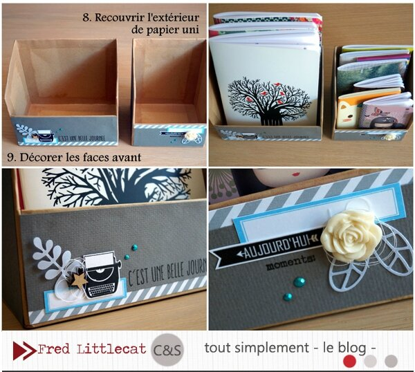 Fred Littlecat Home déco 3