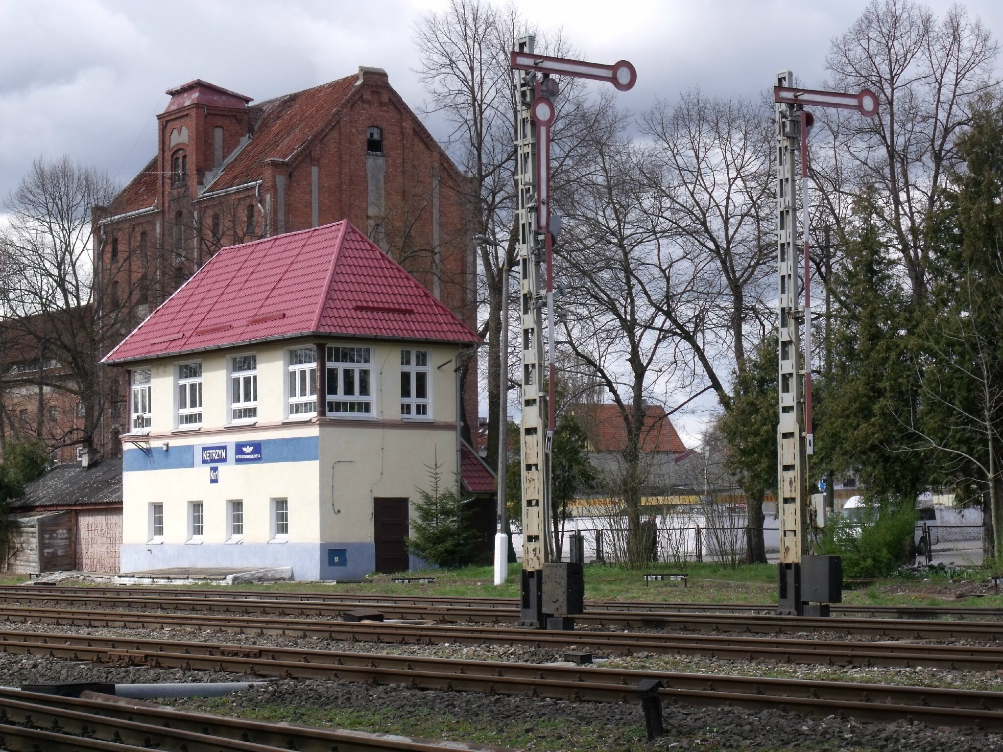 Ketrzyn (Pologne) Poste KN1