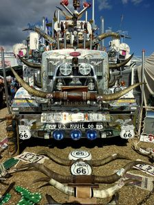 Camion Route 66