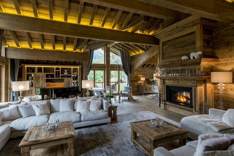 decoration-chalet