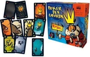 Boutique jeux de société - Pontivy - morbihan - ludis factory - poker des cafards royal