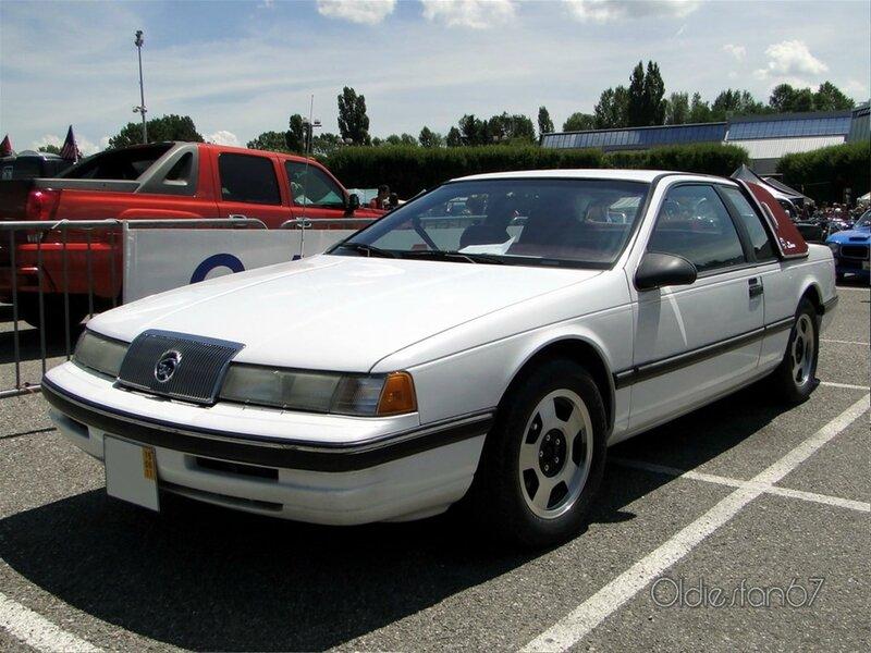 mercury cougar bostonian 1990 a