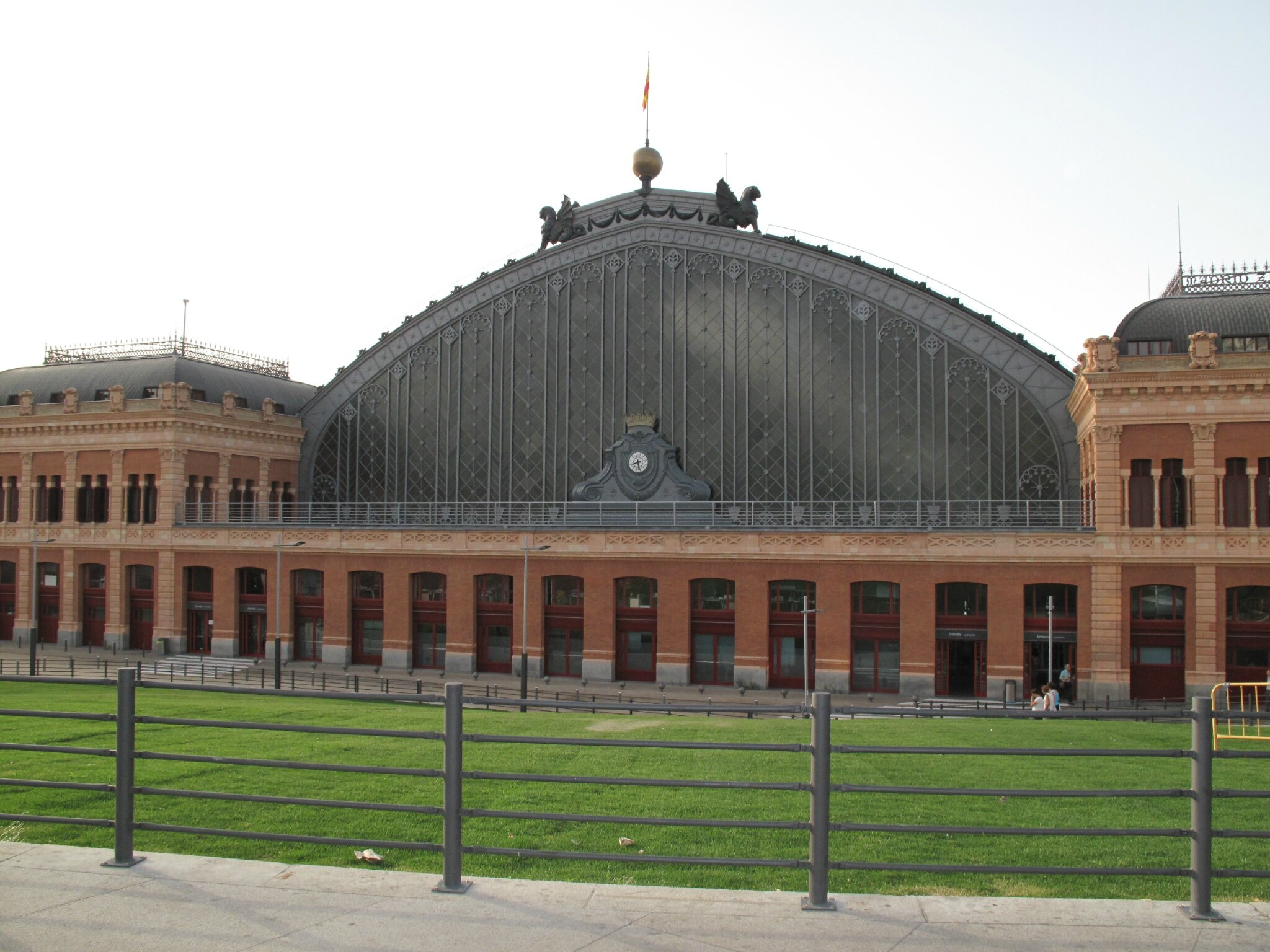 Madrid-Atocha (Espagne)