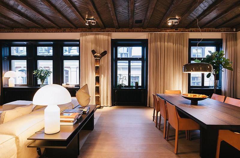 blanc noir et bois sonia saelens d co. Black Bedroom Furniture Sets. Home Design Ideas