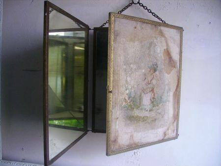 Miroir tous les messages sur miroir le curieux petit lieu for Miroir trois faces salle de bain
