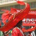 au carnaval de Trinidad