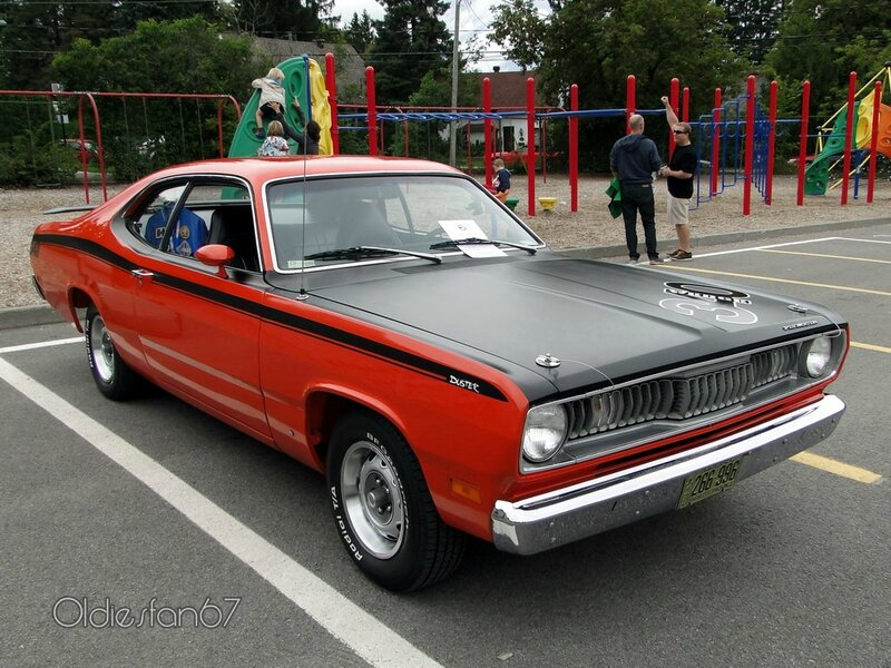 plymouth duster 340 1971 a