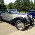 Bugatti type 57 C corsica cabriolet de 1937 (Retrorencard aout 2010) 01