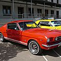 FORD Mustang 2+2 fastback 1966 Châtenois (1)