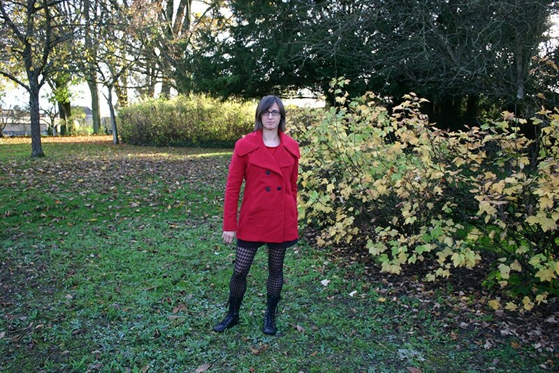 veste rouge burda 4