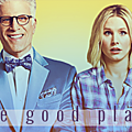 Saison 4 – épisode 11 : the good place