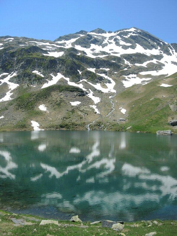 Gourette, Q, Les trois Lacs, lac d'Anglas